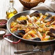 Paellas a Domicilio, Paellas en bogotá, platos paellas